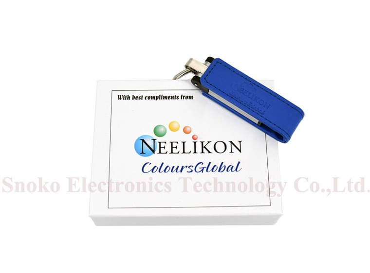 Leather USB| NEELIKON(2018)