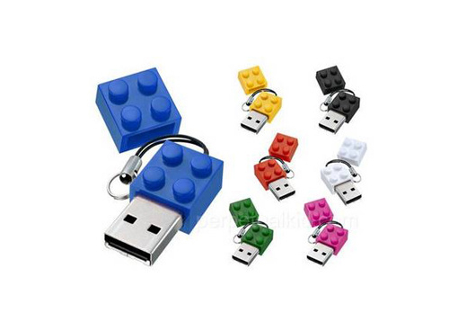 KIDS LOVE ! Building Blocks USB Flash Drive  8GB 16GB Game Gift USB