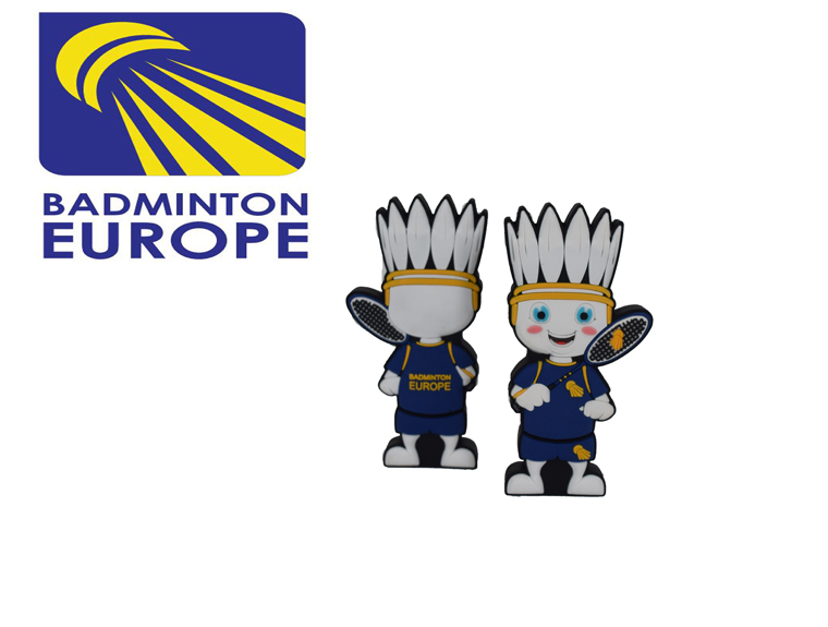 PVC USB| Badminton Europe Confederation(2018)
